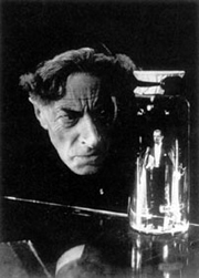 Dr Pretorius in Bride of Frankenstein