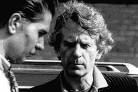 Alan Clarke and Gary Oldman (foreground)