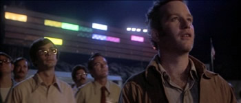 The protagonist as audience in Close Encounters of the Third Kind