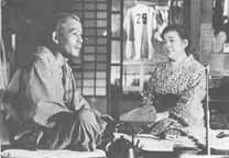 Sitting and Reflecting - Tokyo Story