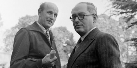 Michael Powell & Emeric Pressburger