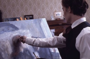 Still from Peter Watkins' film, <em>Edvard Munch</em>, 1974.