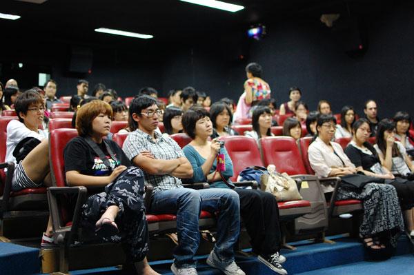 Tsai Ming-liang lecture