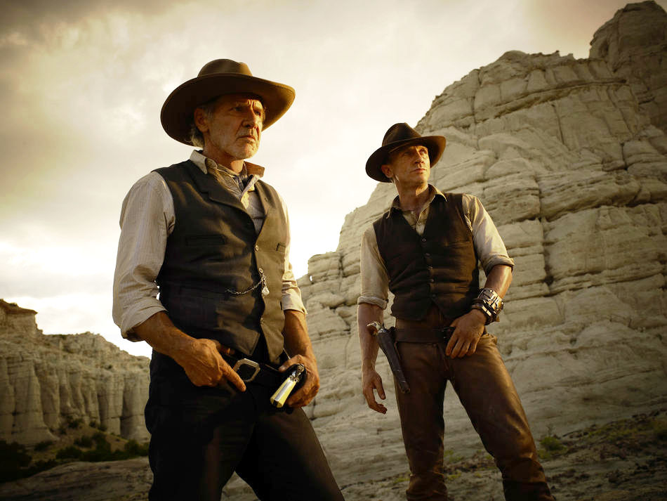 Cowboys aliens the exhaustion of history the re genesis of