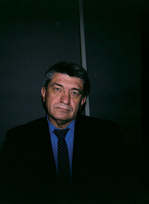 Aleksandr Sokurov. Photo by Luka Umek.