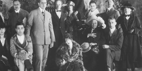 Arrival from the Darkness. Image: Národní filmový archiv, Prague