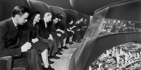 The Word of Tomorrow Exhibit, 1939 World's Fair