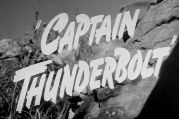 Captain Thunderbolt