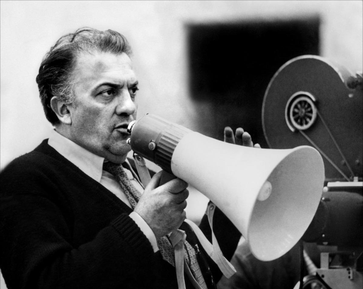 Federico Fellini Fellini on Fellini Book Excerpt Senses of Cinema