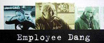 Employee Dang - Tuyet Bui, Bert Matias and Mykel Shannon