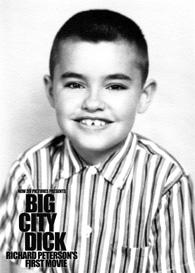 Richard as a child
