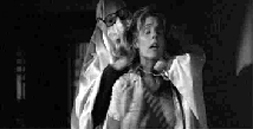 The use of the telephone for subjugation. Annie is strangled with the telephone cord in Halloween