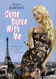 """click to buy """"Come Dance with Me"""" at Amazon.com"""