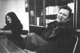 Danièle Huillet and Jean-Marie Straub