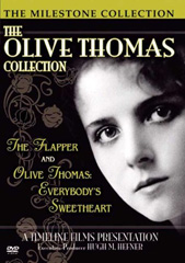 """click to buy """"The Olive Thomas Collection"""" at Amazon.com"""