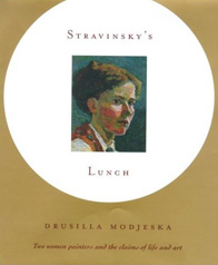 """click to buy """"Stravinsky's Lunch"""" at Amazon.com"""