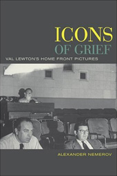 """click to buy """"Icons of Grief: Val Lewton's Home Front Pictures"""" at Amazon.com"""