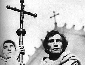 Antonin Artaud in The Passion of Joan of Arc