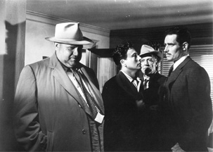 Orson Welles in Touch of Evil