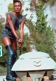May Day (Grace Jones) in A View to a Kill