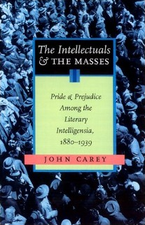 """click to buy """"The Intellectuals and the Masses"""" at Amazon.com"""