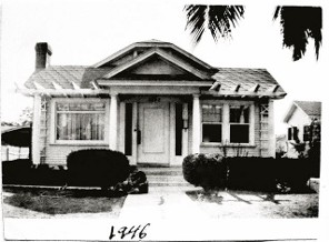 The Buñuel house in Los Angeles - Photo courtesy of Juan Luis Buñuel