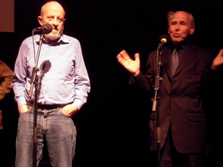 Luc Moullet and Jean Collet