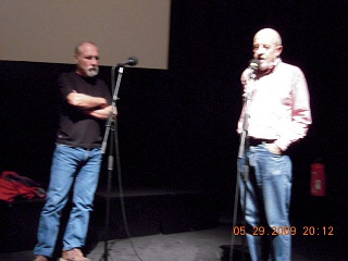 Patrice Moullet and Luc Moullet