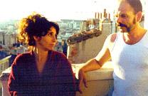 Ariane Ascaride and Jean-Pierre Darroussin in À la place du coeur