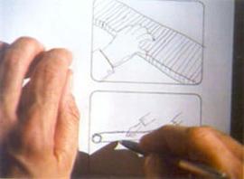 Der Ausdruck der Hände