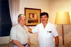 Augusto Roa Bastos and Hugo Gamarra