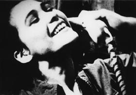 Tania Stöcklin in Habibi - Ein Liebesbrief (still supplied by Xenix Film Distribution, Zurich)