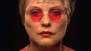 Deborah Harry as Madame Fastideux in Peter Greenaway's The Tulse Luper Suitcases