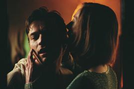 Joe's illicit affair with Ella in Young Adam