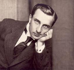 portrait of Ivan Mozhukhin