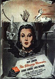 Poster for The Strange Woman