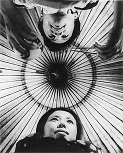 The Woman in the Dunes. Photo: Yasuhiro Yoshioka. Taken from the official Hiroshi Teshigahara website (http://www.teshigaharahiroshi.com)