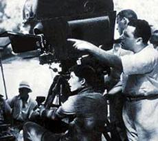Cukor directing