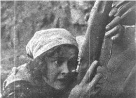 Liane Haid in Mit Herz und Hand fürs Vaterland (1915). Courtesy Filmarchiv Austria, Vienna