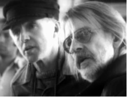 Haskell Wexler and Hal Ashby