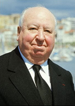 Image result for director alfred hitchcock in 1980