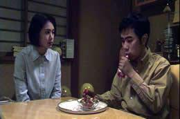 Kazuaki squirts cream in Mohouhan